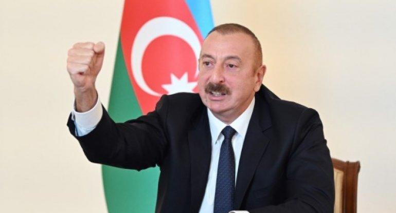 Prezident İlham Əliyev Ermənistanı kapitulyasiyaya məcbur etdi
