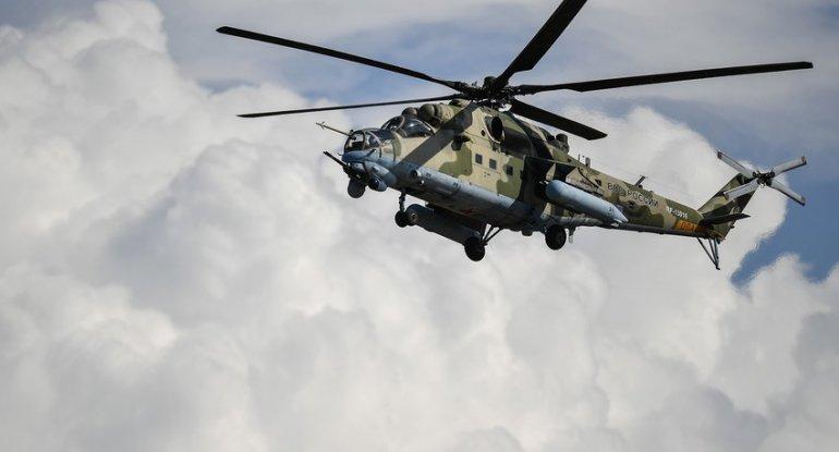 Dağlıq Qarabağa Rusiyanın hərbi helikopterləri də nəzarət edəcək