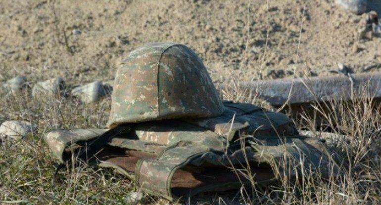 Ermənistan ordusu itkilərinin yeni sayını açıqladı