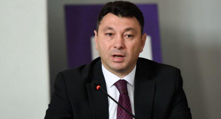 """""""Xalq Paşinyan hökumətini tarixin zibilliyinə göndərəcək"""" - Şarmazanov"""