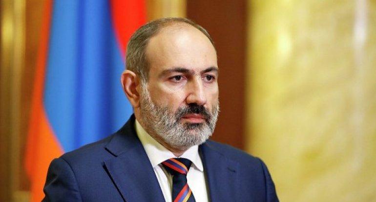 Paşinyan: