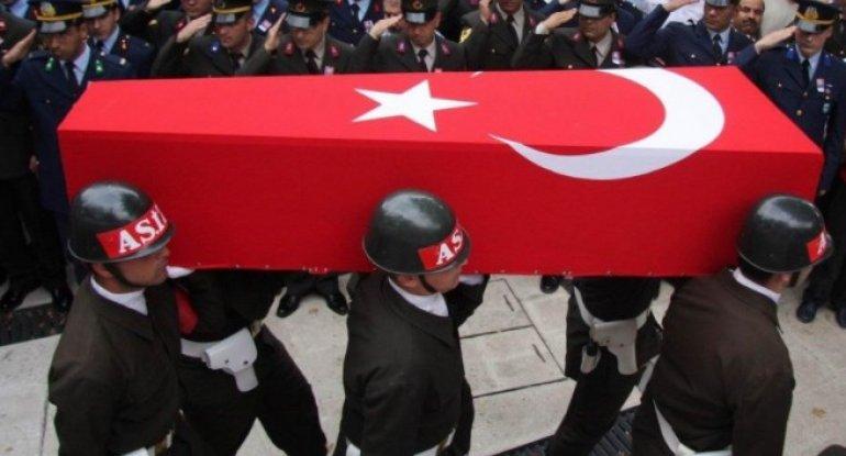 Türkiyə hərbçisi Hakkaridə şəhid olub