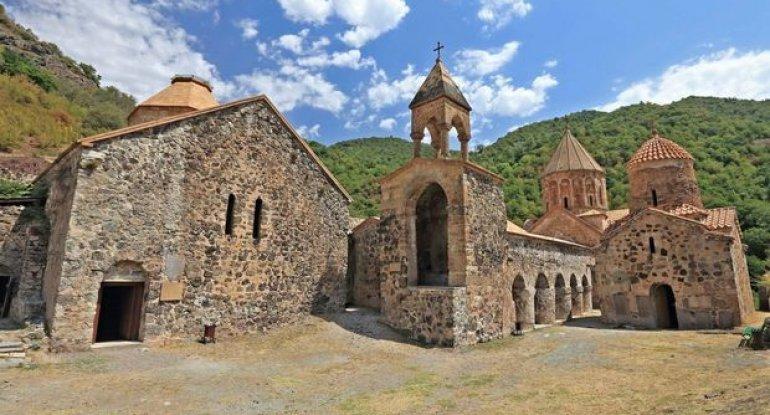 """Tarixçi alim: """"Bütün izlər Kəlbəcərdəki Xudavəng monastırının ermənilərə aid olmadığını göstərir"""""""