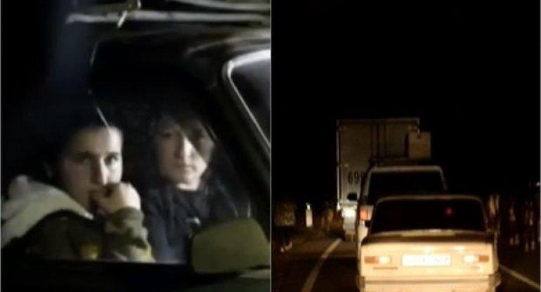 BBC: Ermənilər Laçını kütləvi şəkildə tərk edir - FOTO