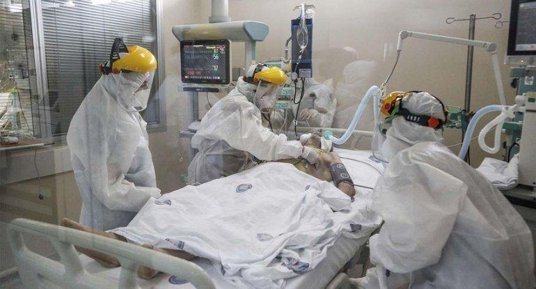Ermənistanda bir gündə 31 nəfər  koronavirusdan öldü