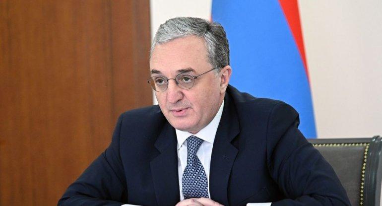 """Mnatsakanyan: """"Ermənistan çox ağır dövrünü yaşayır"""""""