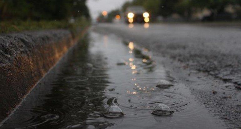 Bu günün havası: Yağış, külək, qar