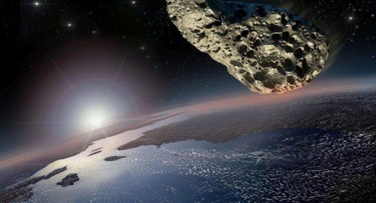 NASA: Yer kürəsinə nəhəng asteroid yaxınlaşır
