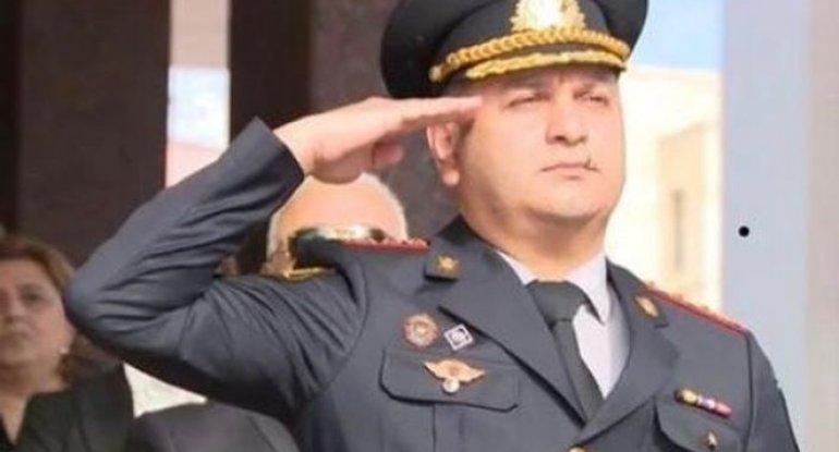 Polis Akademiyasına rəis təyin olunub