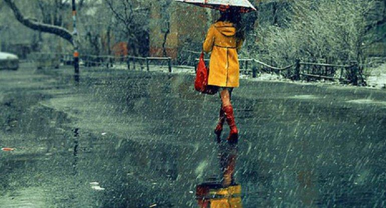 Qar, yağış, külək - SABAHIN HAVASI