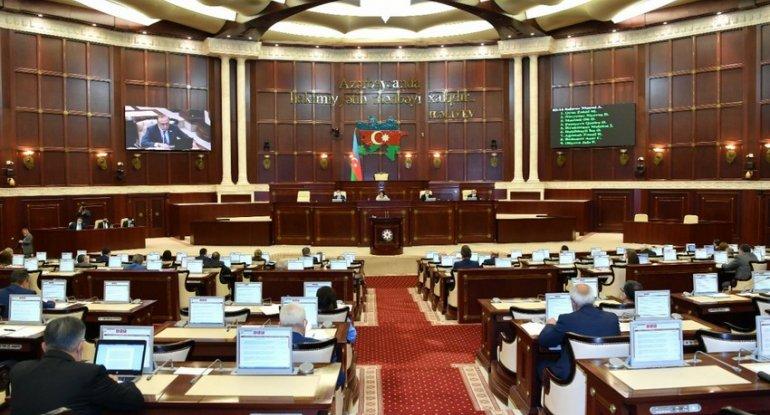 Milli Məclisin deputatları koronavirusa yoluxub