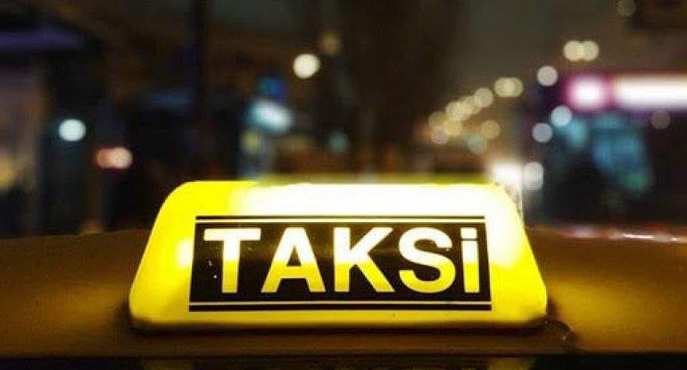 Həftəsonu lisenziyası olan taksilər işləyəcək - RƏSMİ