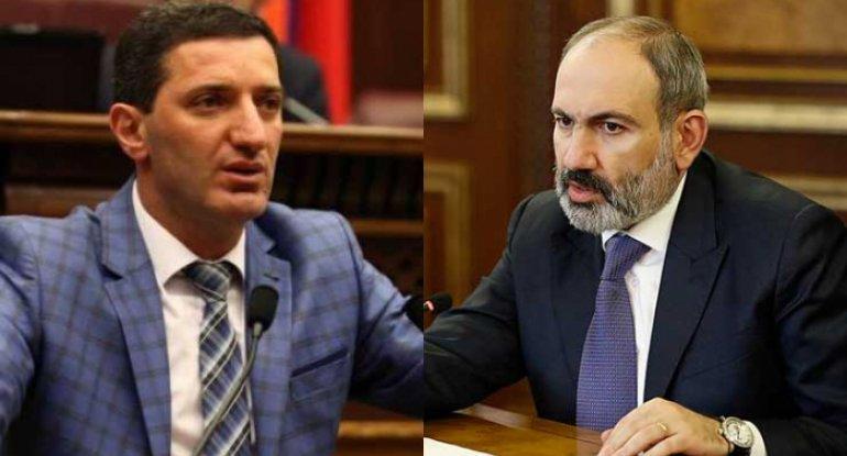 """""""Paşinyan 5 min əsgərin başını yedi, azı 10 min yaralımız var"""" - Erməni deputat"""
