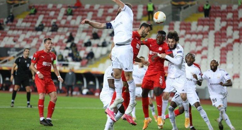 """""""Qarabağ"""" - """"Sivasspor"""" oyununda 1 dəqiqəlik sükut olacaq"""