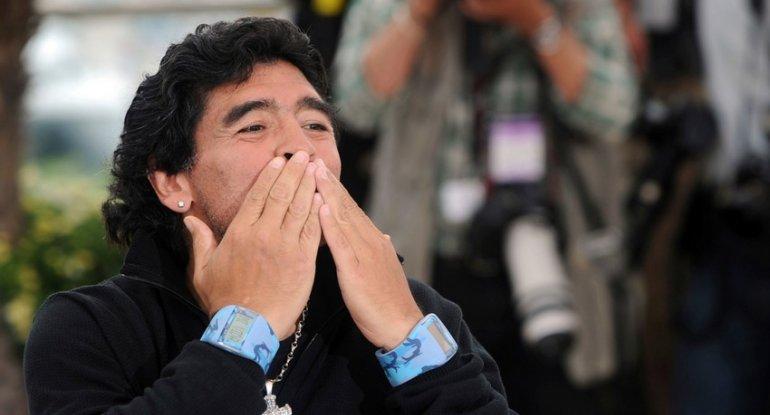 Maradona ilə vida mərasimi Prezident Sarayında olacaq