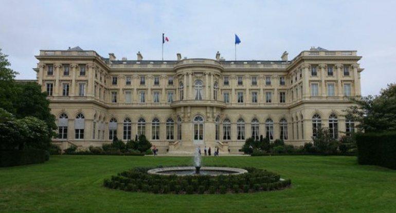 """Fransa XİN: """"Qondarma DQR-i tanımırıq"""""""