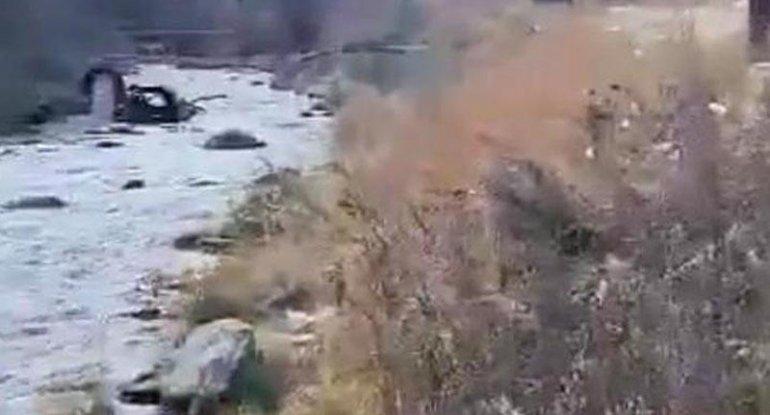 Erməni işğalından azad edilən İstisu - VİDEO