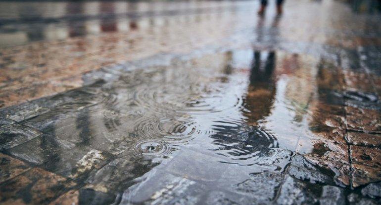 Sabahın havası: yağış, qar