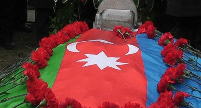 Biləsuvarda şəhid dəfn edildi  - FOTO