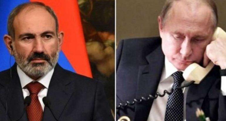 Müharibə necə dayandı? – Paşinyan Putinlə gizli danışıqları AÇDI