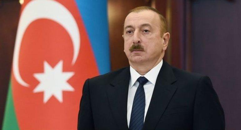 Prezident Azərbaycanı Naxçıvanla birləşdirən nəqliyyat dəhlizindən danışdı
