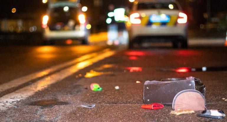 Şirvanda avtomobil piyadanı vurub öldürdü - Sürücü hadisə yerindən qaçdı
