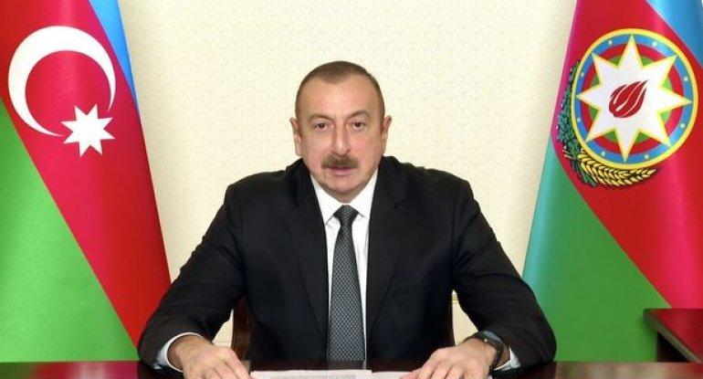 İlham Əliyev BMT Baş Assambleyasının xüsusi sessiyasında çıxış edir - CANLI YAYIM