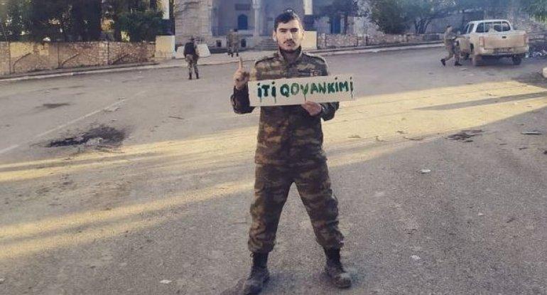 """Ordumuza çörək bişirən aşpaz: """"İnana bilmirəm ki, kitablarda oxuduğum Qarabağı gəzirəm"""" - FOTO/VİDEO"""