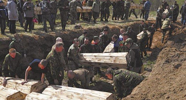 Ermənistan 10 min hərbçisini itirib - General Açıqladı