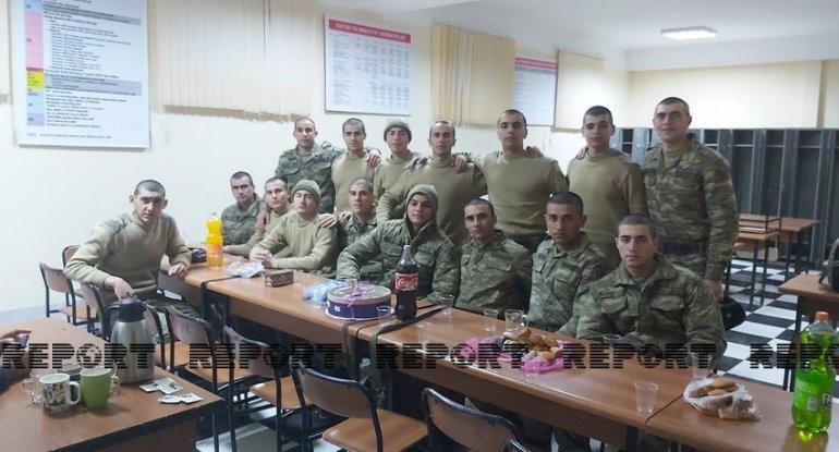 Şuşa yolunda 32 ermənini öldürmüş