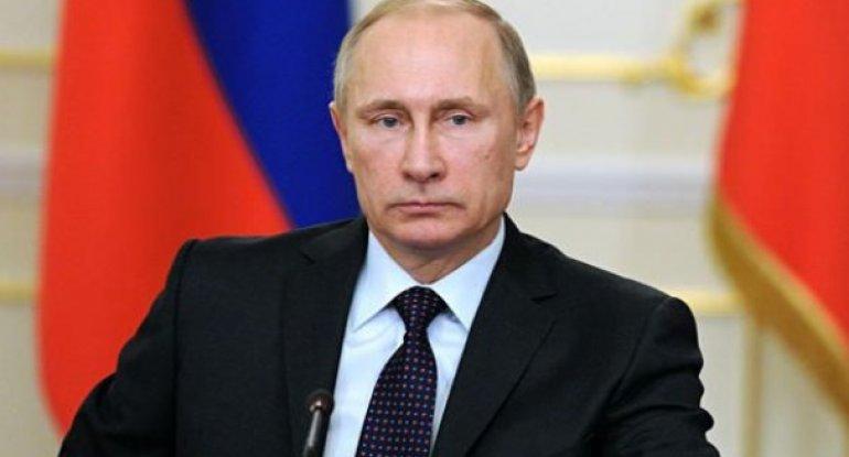 """Putin: """"Dərhal bitirin"""""""