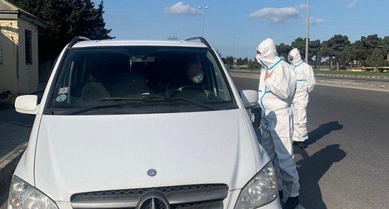 Yaşayış yerini tərk edən 16 nəfər koronavirus xəstəsi saxlanıldı