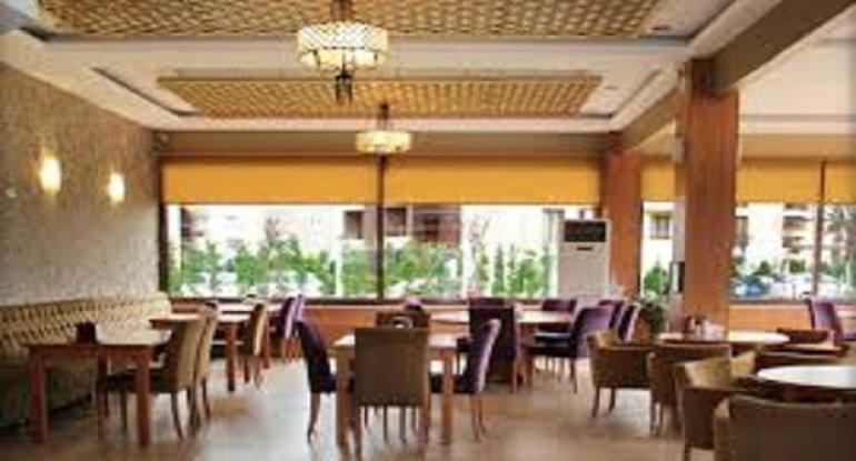 Restoran, kafe və çay evlərinin fəaliyyəti dayandırılır
