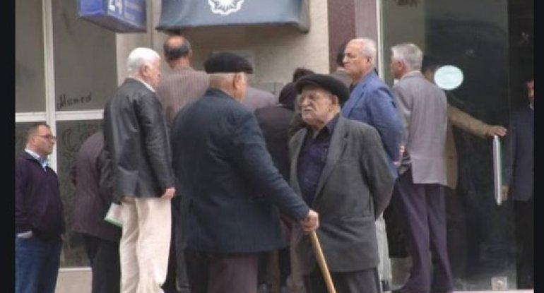 Pensiya alanlara ŞAD XƏBƏR