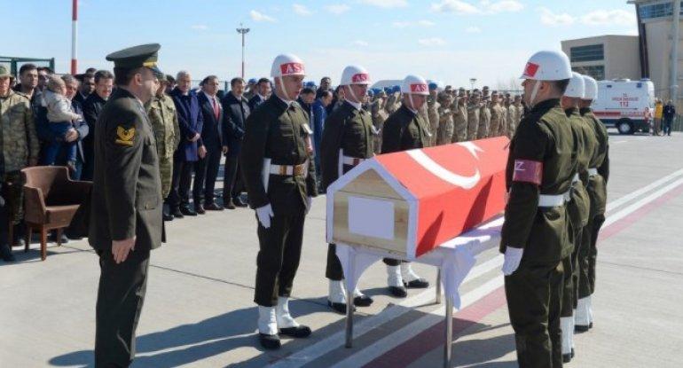 Suriyada 2 türk əsgəri şəhid olub, daha 8 nəfər yaralanıb