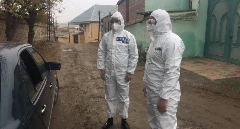 DİN: Şənbə və bazar günləri 34 nəfərə cinayət işi başlanılıb