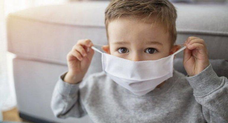 Uşaqlar maska taxmalıdırmı?