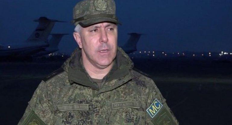 Rusiyalı generaldan Azərbaycanla Ermənistan arasında əsirlərin mübadiləsi barədə AÇIQLAMA