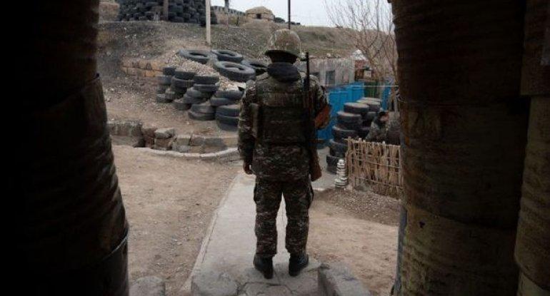 Ermənistan Xocavəndin kəndlərində itkin düşən hərbçilərinin sayını açıqladı