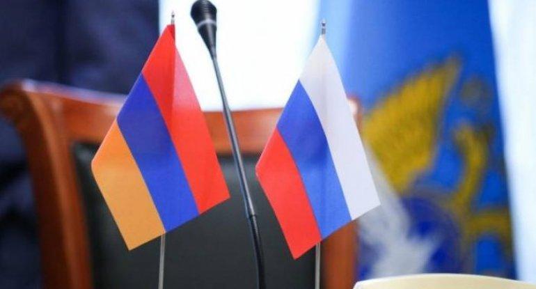 Rusiya ilə Ermənistan arasında gizli şəkildə SENSASİON MÜQAVİLƏ İMZALANDI:  ...