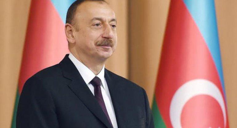 Azərbaycan Prezidenti İlham Əliyevin doğum günüdür