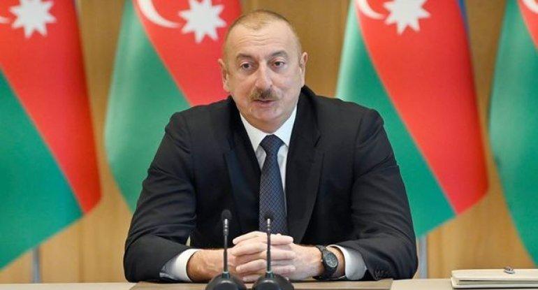 İlham Əliyev Saqiyan kəndinin adının dəyişdirilməsi ilə bağlı qanunu təsdiq ...