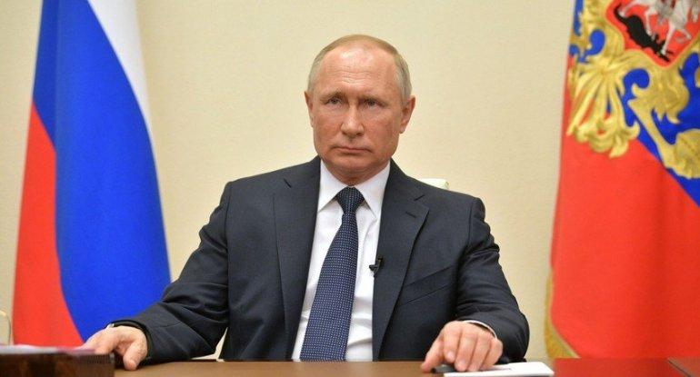 Putinin nə üçün peyvənd edilməməsi açıqlandı