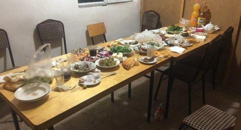 Sabirabadda karantin rejimini pozan iki kafe aşkar edilib
