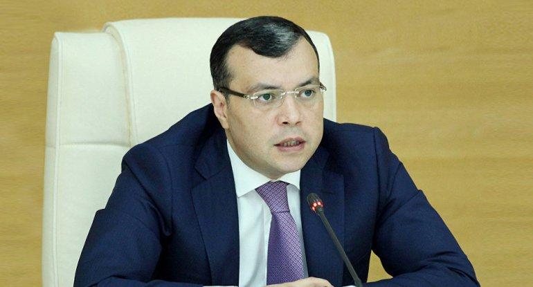 """Sahil Babayev: """"Gələn il şəhid ailələrinin, əlillərin sosial müdafiəsi gücl ..."""