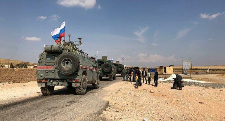 Rusiyanın üç hərbi polisi silahlı hücum nəticəsində yaralanıb