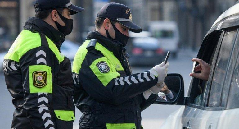 Qanunsuz sərnişindaşıma ilə məşğul olan 7 taksi sürücüsü həbs edildi