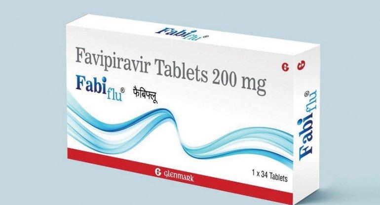 COVID-19 xəstələrinin favipiravirlə müalicəsi yanlış imiş