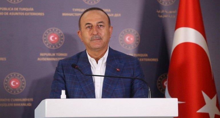 Türkiyə XİN başçısı: