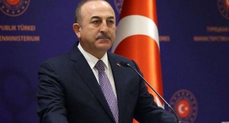 """Çavuşoğlu: """"Türkiyə Aİ-yə daxil olmağa hazırdır"""""""